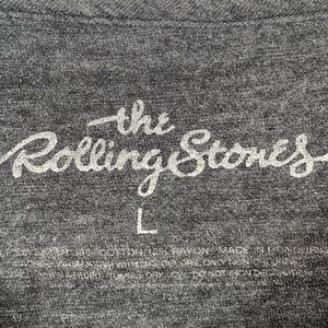 the Rolling Stones Shirts - The Rolling Stones Band Graphic Tee Mens Sz Large